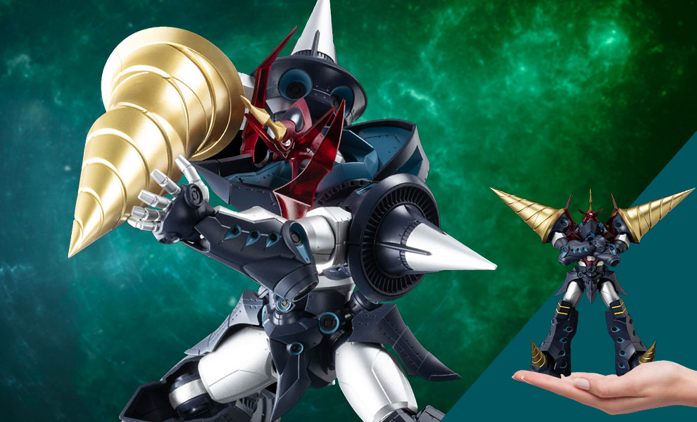 Gallery Feature Image of Super Galaxy Gurren Lagann Model Kit - Click to open image gallery