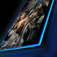 Gallery Image of Zack Snyder's Justice League #59 LED Poster Sign (Large) Wall Light