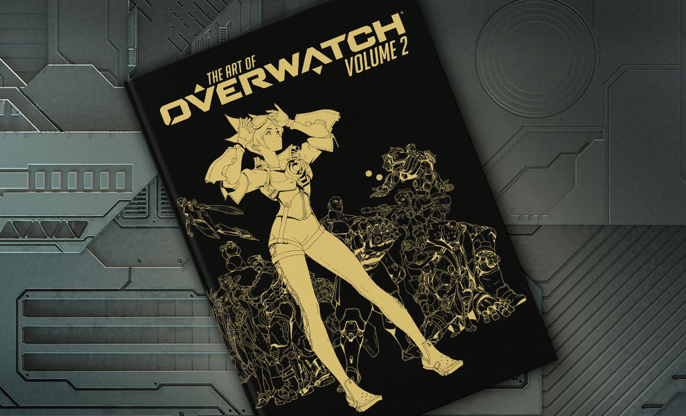 Gallery Feature Image of The Art of Overwatch Volume 2 Deluxe Edition Book - Click to open image gallery