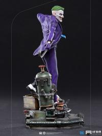 Gallery Image of The Joker 1:10 Scale Statue