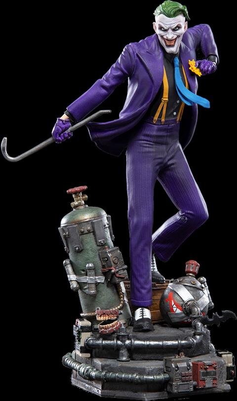 Iron Studios The Joker 1:10 Scale Statue