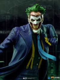 Gallery Image of The Joker Deluxe 1:10 Scale Statue