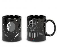 Gallery Image of Darth Vader and Stormtrooper Single Cup Coffee Maker with Two Mugs Kitchenware