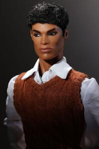"""Gallery Image of Romance in the Air Augustus """"Gus"""" Blake™ Fashion Figure"""