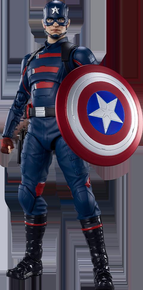 Bandai Captain America (John F. Walker) Collectible Figure