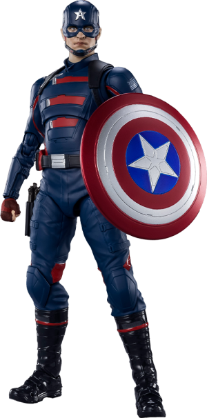 Captain America (John F. Walker) Collectible Figure