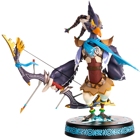 First 4 Figures The Legend of Zelda: Breath of the Wild Revali (Collector's Edition) Statue