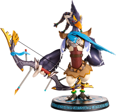 First 4 Figures The Legend of Zelda: Breath of the Wild Revali (Standard Edition) Statue
