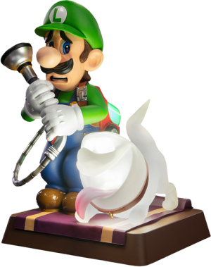 Luigi's Mansion 3 Luigi (Collector's Edition) Statue