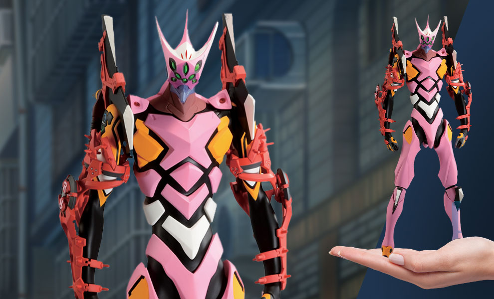 Gallery Feature Image of EVA KAI-08γ (OPERATION STARTED!) Collectible Figure - Click to open image gallery