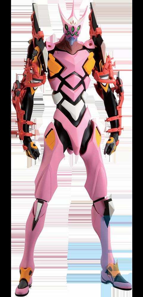 Bandai EVA KAI-08γ (OPERATION STARTED!) Collectible Figure