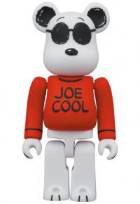 Gallery Image of Be@rbrick Joe Cool 100% and 400% Bearbrick