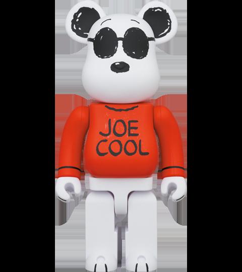 Medicom Toy Be@rbrick Joe Cool 1000% Bearbrick