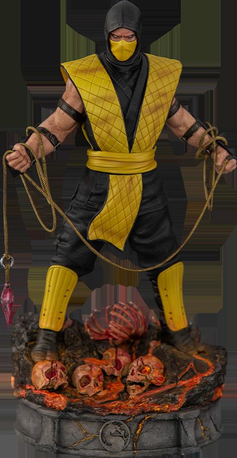 Iron Studios Scorpion 1:10 Scale Statue