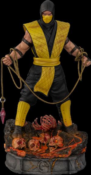 Scorpion 1:10 Scale Statue