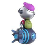 Gallery Image of Party Bot: Spaced Out Vinyl Collectible