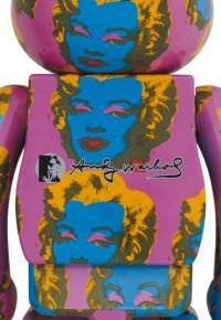Gallery Image of Be@rbrick Andy Warhol's Marilyn Monroe #2 1000% Bearbrick