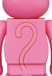 Gallery Image of Be@rbrick Pink Panther 100% & 400% Bearbrick