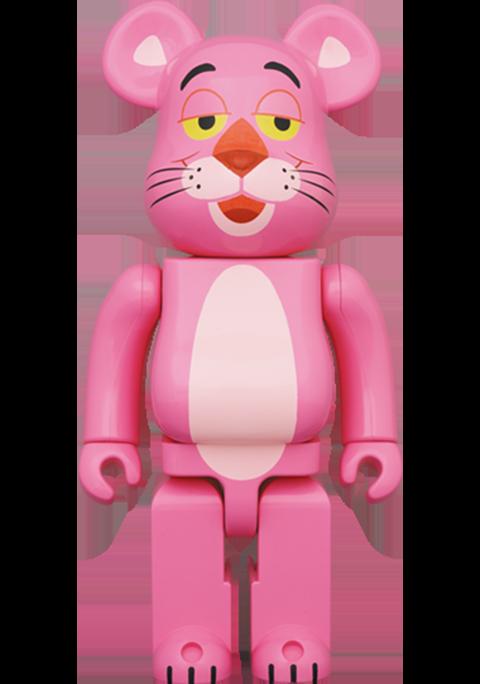 Medicom Toy Be@rbrick Pink Panther 1000% Bearbrick