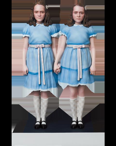 Medicom Toy Twins Statue