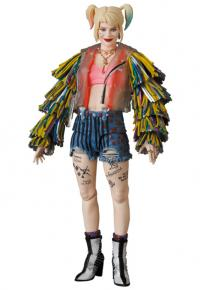 Gallery Image of Harley Quinn (Caution Tape Jacket Version) Collectible Figure