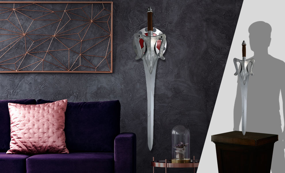 Gallery Feature Image of Power Sword Prop Replica - Click to open image gallery