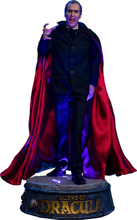 Star Ace Toys Ltd. Count Dracula 2.0 (DX With Light) Statue