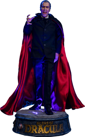 Count Dracula 2.0 (DX With Light) Statue