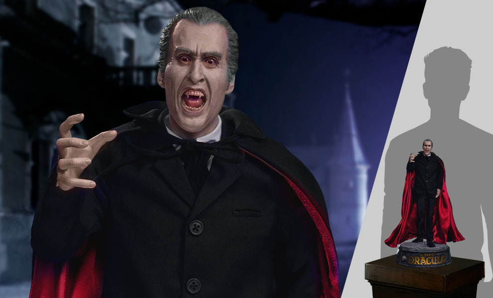 Gallery Feature Image of Count Dracula 2.0 Statue - Click to open image gallery