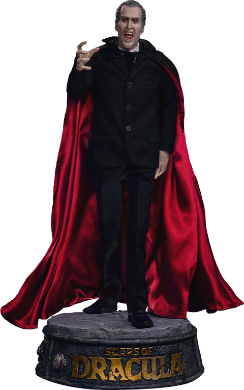 Star Ace Toys Ltd. Count Dracula 2.0 Statue