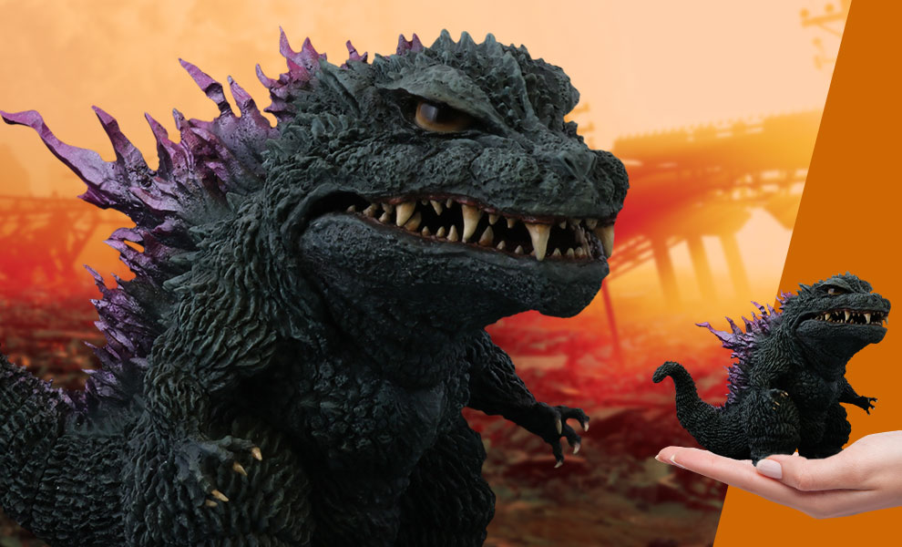 Gallery Feature Image of Godzilla (2000) Collectible Figure - Click to open image gallery