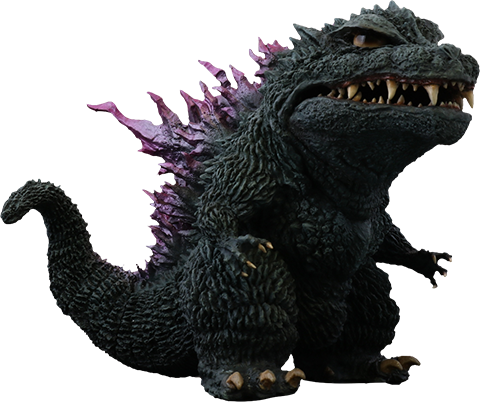X-Plus Godzilla (2000) Collectible Figure