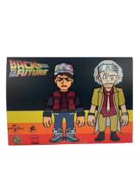 Gallery Image of Doc and Marty Collectible Set