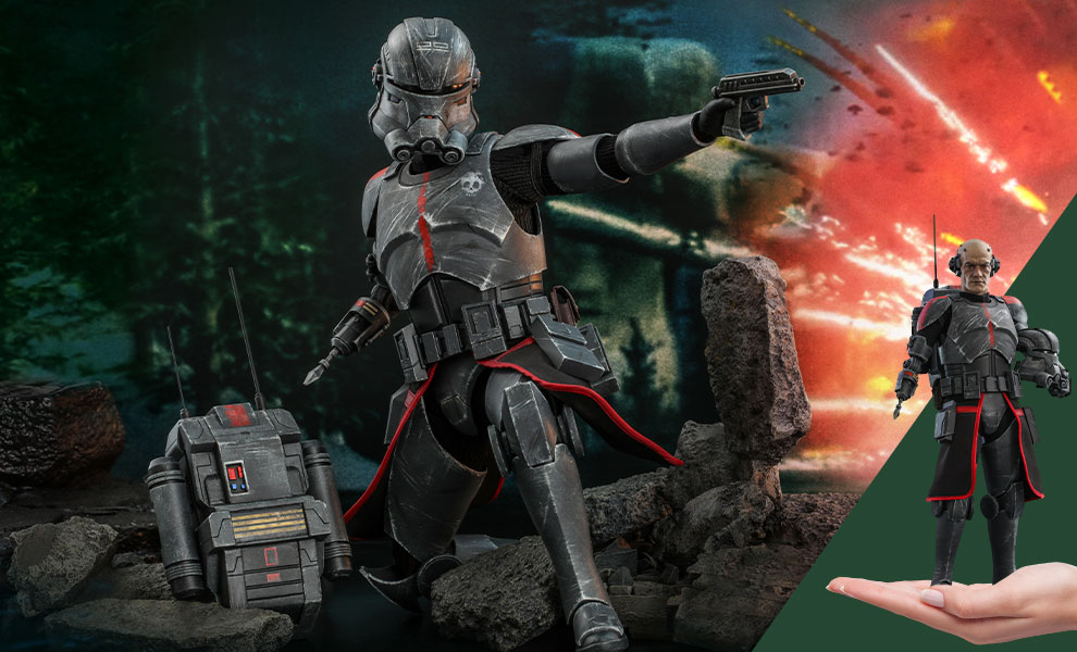 Gallery Feature Image of Echo Sixth Scale Figure Set - Click to open image gallery