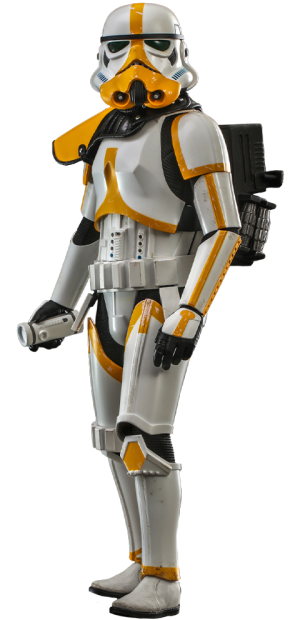 Artillery Stormtrooper™ Sixth Scale Figure