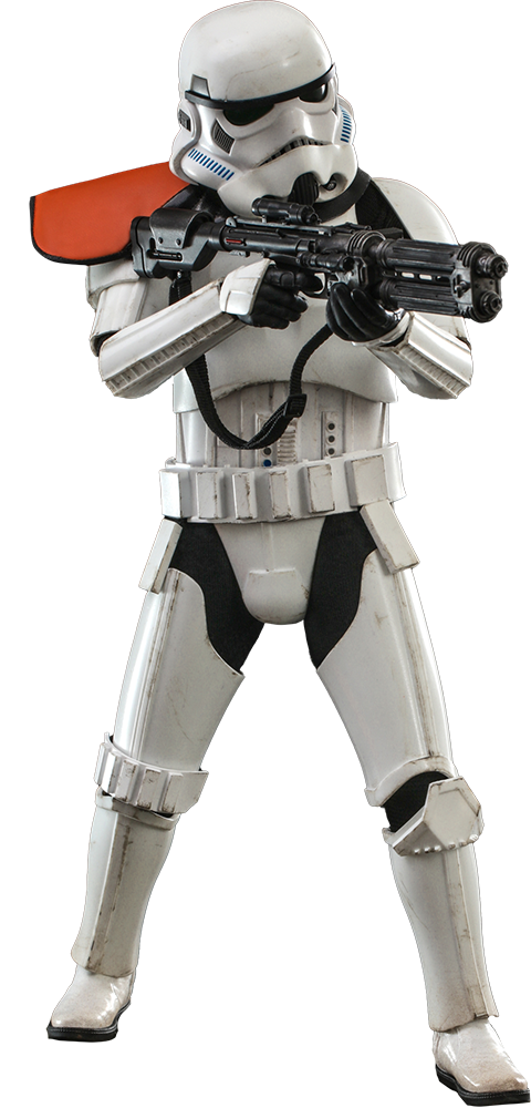 Hot Toys Stormtrooper Commander™ Sixth Scale Figure