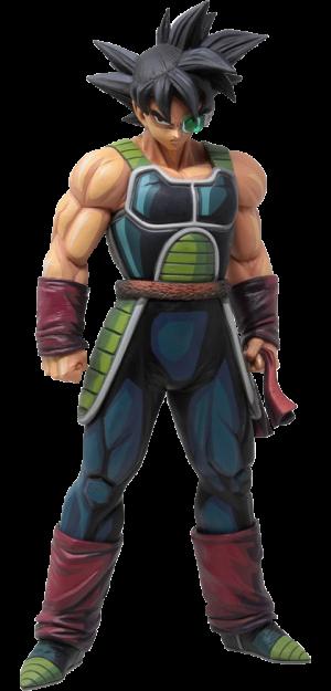 Bardock (Manga Dimensions) Collectible Figure