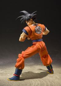 Gallery Image of Son Goku (A Saiyan Raised On Earth) Figure