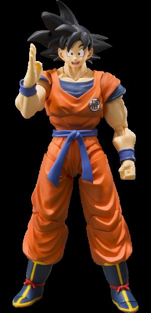 Son Goku (A Saiyan Raised On Earth) Figure