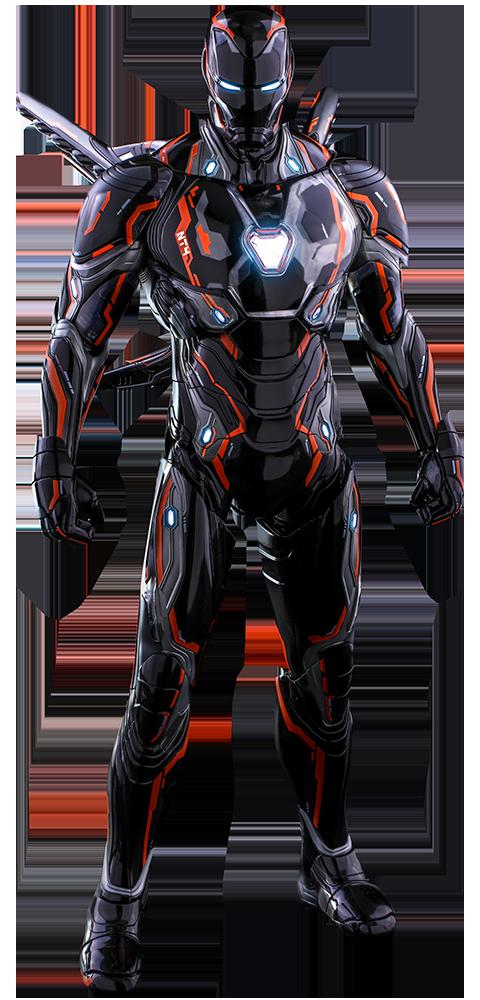 Hot Toys Iron Man Neon Tech 4.0 Sixth Scale Figure