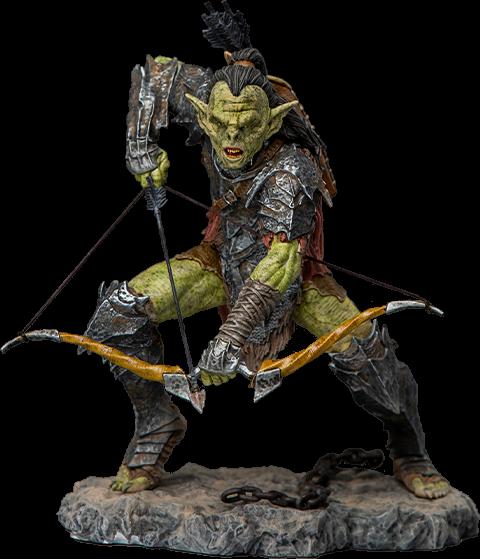 Iron Studios Archer Orc 1:10 Scale Statue