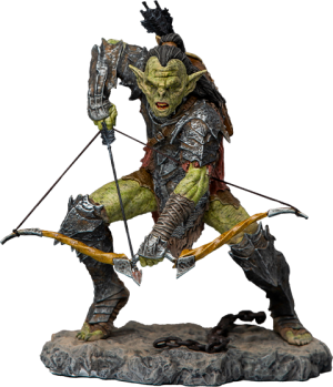 Archer Orc 1:10 Scale Statue