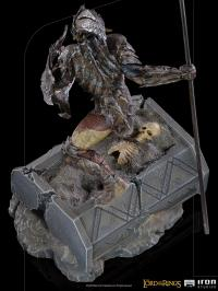 Gallery Image of Armored Orc 1:10 Scale Statue