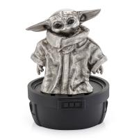 Gallery Image of Grogu Limited Edition Figurine Pewter Collectible