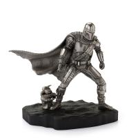 Gallery Image of Mandalorian Limited Edition Figurine Pewter Collectible