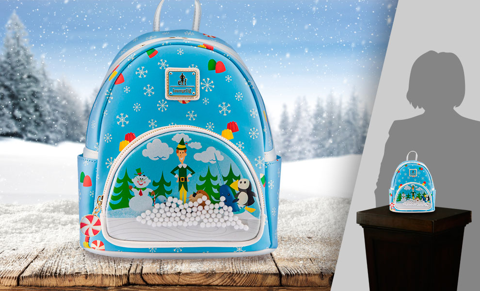 Gallery Feature Image of Buddy and Friends Mini Backpack Apparel - Click to open image gallery