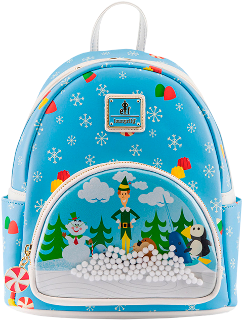 Loungefly Buddy and Friends Mini Backpack Apparel