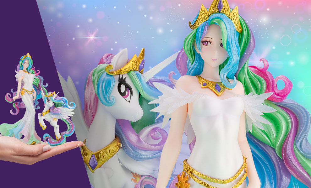 Gallery Feature Image of Princess Celestia Statue - Click to open image gallery