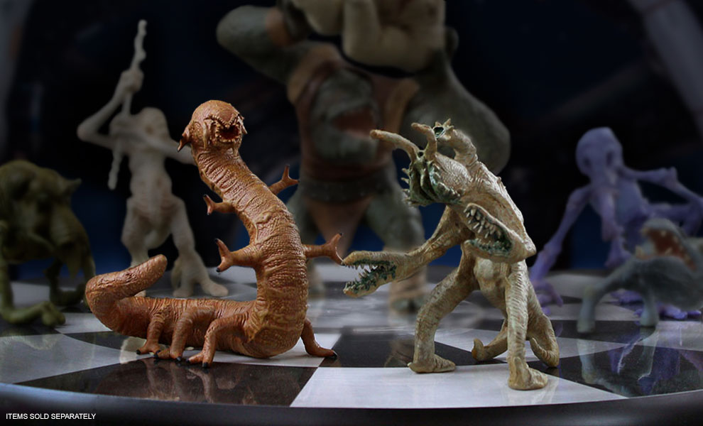 Gallery Feature Image of K'lor'slug™ & Ng'ok™ Collectible Set - Click to open image gallery