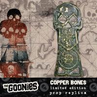 Gallery Image of Copper Bones Skeleton Key (Limited Edition) Prop Replica